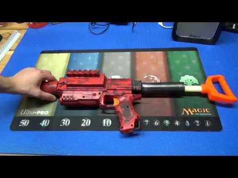 [MOD] Nerf Shotgun Pistol