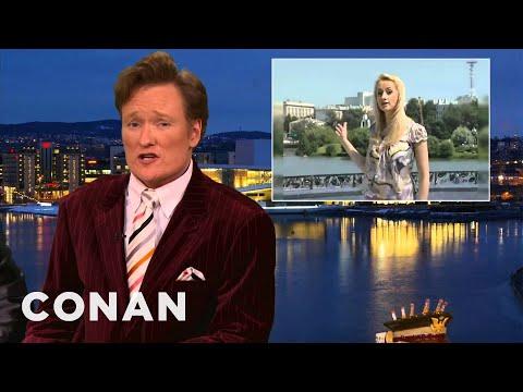 Local News Roundup: International Edition - CONAN on TBS