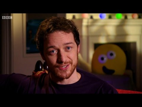 James McAvoy - BBC CBeebies Bedtime Stories - No Matter What