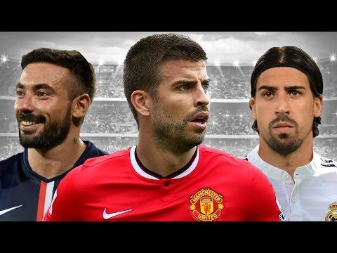 Transfer Talk | Gerard Piqué to Manchester United?