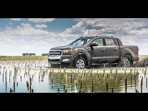 Nueva Ford Ranger XLS DobleCabina 3.2 Diesel 2017 4X4 MT Reseña Interior