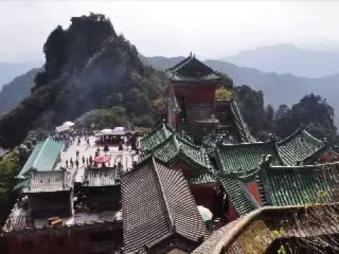 Даоские практики  в Удане(Китай)