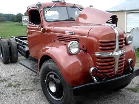 1947 Dodge Wj 57 Truck Youtube