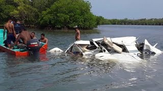 Canadian among 5 killed in private plane crash in Honduras