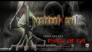 Resident Evil 4: Rising of Evil MOD - EARLY RELEASE