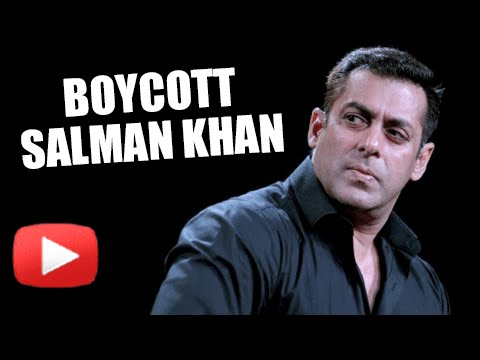 Boycott Salman Khan : RAPE Comment | Demands Political Parties