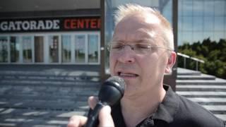 TPS:n päävalmentaja Kalle Kaskisen haastattelu