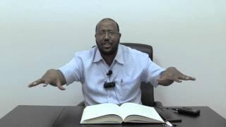 Memmamar - Be-Jibril Hadith (3) Sh. Jemal Beshir Ahmed