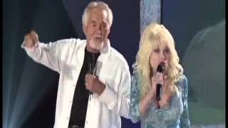 Kenny Rogers; Dolly Parton - Island In The Streaam [#1 Duet, 15 Years Later] [2005]