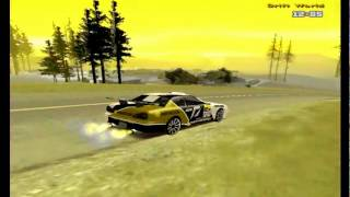 GTA SA-MP Elegy DRIFT (Part5) [New Elegy Skin]