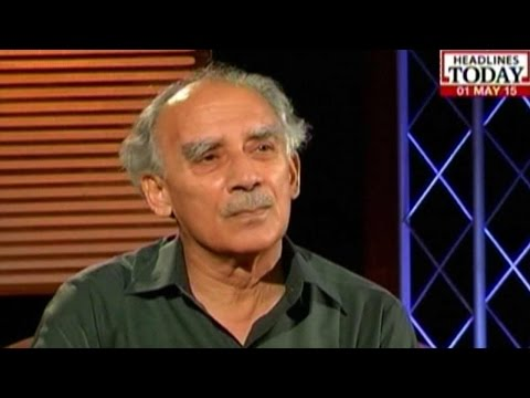 To The Point: Arun Shourie On The Modi Government