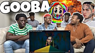6IX9INE - GOOBA (Official Music Video) | REACTION!