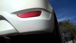 2012 Hyundai accent exhaust warm - performance