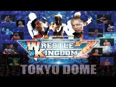 Wrestling Observer: NJPW Wrestle Kingdom7 2013 Review