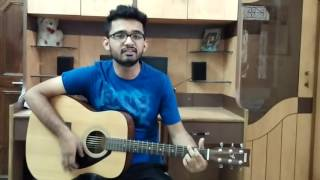 Ik VAARI ayushmann khurrana guitar lesson & cover