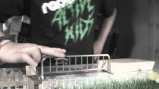 Life is good! A Fingerboard SlowMotion Video