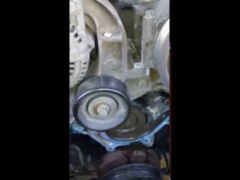 97 Dodge Ram 1500 - how to replace the water pump small hose