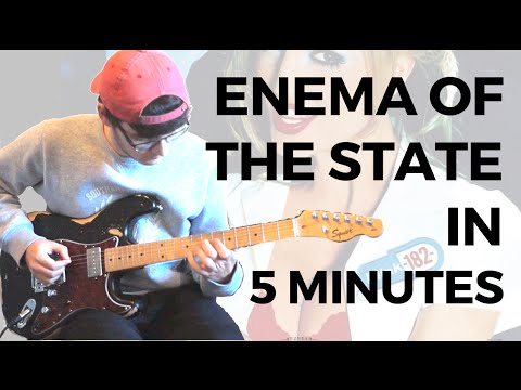 Blink-182 - Enema Of The State (ver 5) (album)