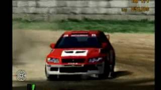 PS2 - Gran Turismo 3 Tahiti Maze License R-8 1'57.891