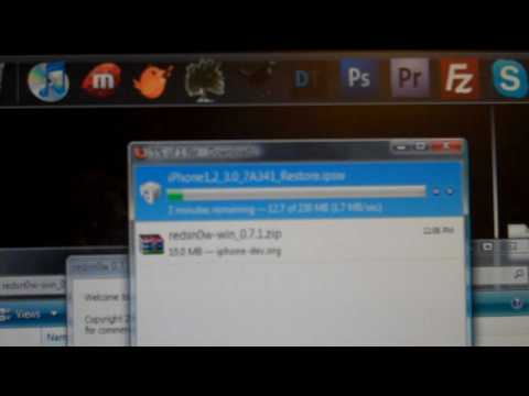 0 How To Jailbreak The iPhone 3G With 3.0 Software Using Redsn0w