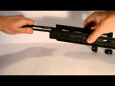 ATI Talon Forend Installation on Remington 870