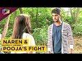 Naren PUSHES Pooja | Major Drama | Piya Albela | Zee Tv