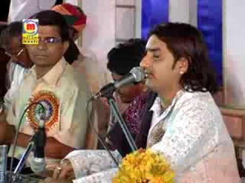 Prakash Mali Live Bhajan Gogoji video