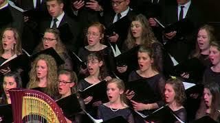Be Thou My Vision   John Rutter  BJU University Singers
