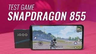Gaming trên Snapdragon 855 đã đạt đến ĐỈNH CAO? - Test game Vivo iQOO