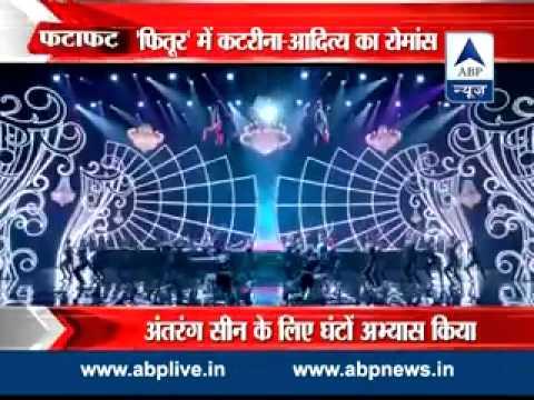 'Fitoor' : Katrina Kaif practiced bed scene with Aditya Roy Kapoor for hours
