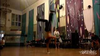 B-boy Mitchel (Flexible Force) - 2012 Trailer