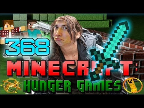Minecraft: Hunger Games w Mitch Game 368 JEROME WHY