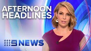 Folau Fights Termination, Coward Punch & House Fire   Nine News Australia