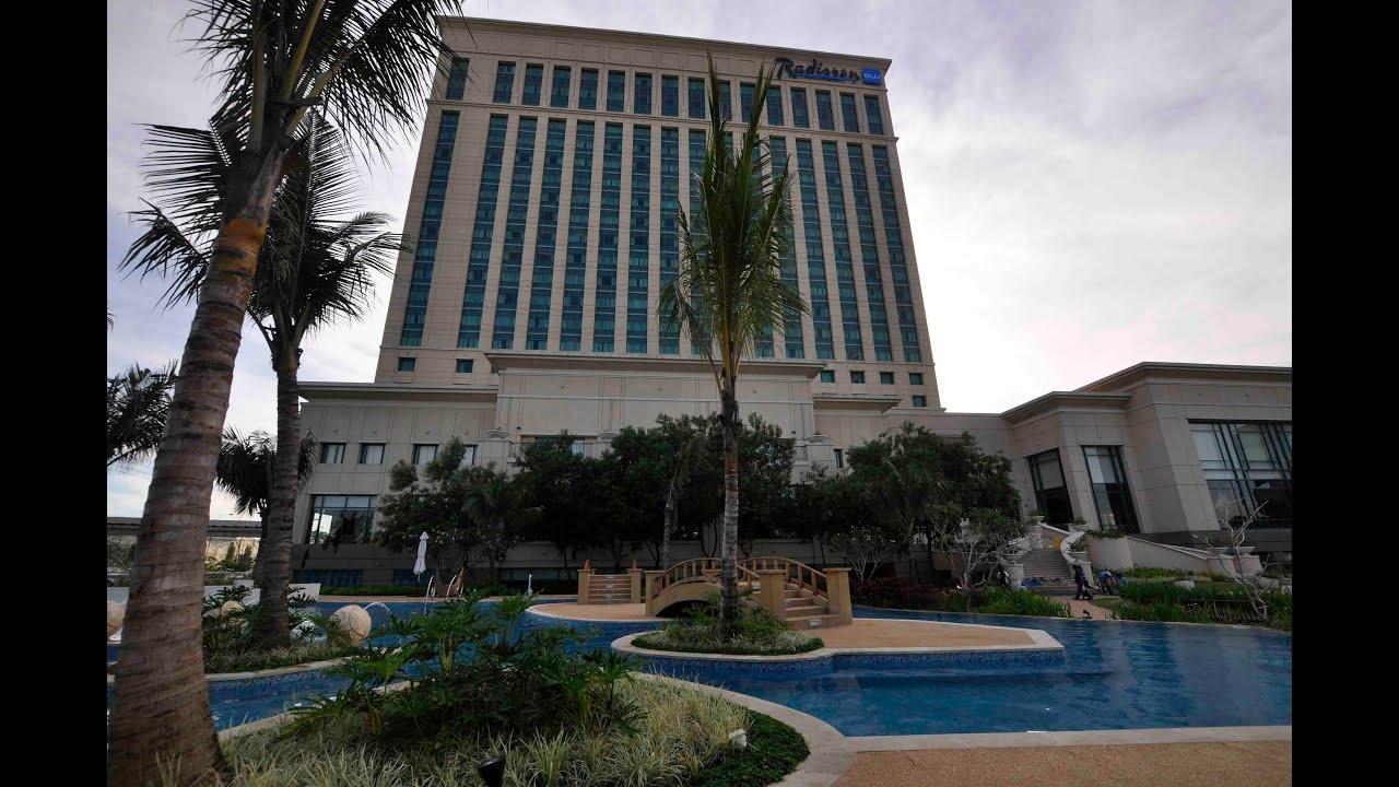 Radisson Blu Hotel Cebu Youtube