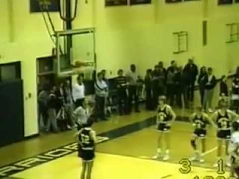 1989 Regional Tournament Part 4 Rappahannock County Vs Buffalo Gap High School Basketball