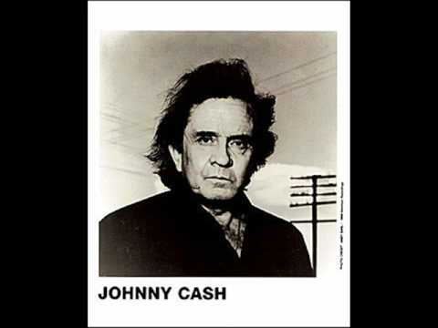 Johnny Cash - I Witnessed A Crime W- Billy Gibbons