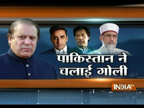 Pakistan didn't even spare Diwali to violate ceasefire, says Rajnath Singh