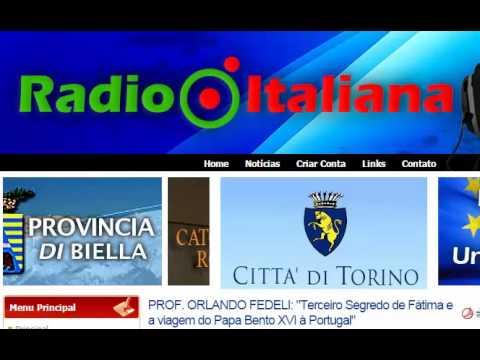 Terceiro Segredo de Fátima. Prof. Orlando Fedeli em entrevista à Rádio Italiana.