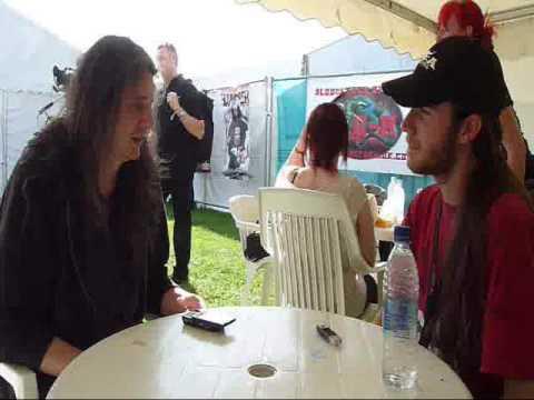 Metal Storm - Blind Guardian Interview 15/08/09 Part 2