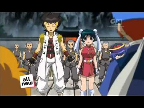 Beyblade Metal Masters Episode 7- The Beylin Temple In The Sky video