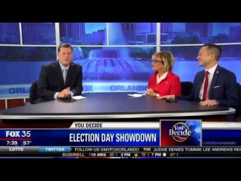 Orange County leaders face off on Election 2014, Crist vs Scott