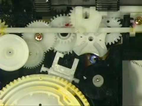puesta a tiempo mecanismo tipo escalera panasonic Cr16 (5 cds)