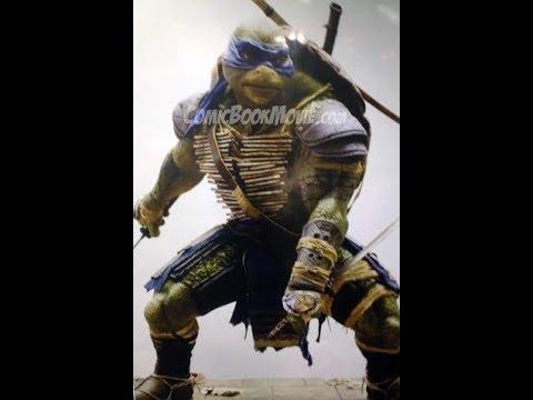 tmnt las tortugas ninja la pelicula 2014 video especial  solo en nickelodeon musica oficial