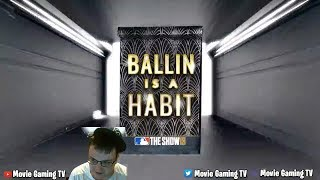 Ballin is a Habit Pack Opening MLB The Show 18