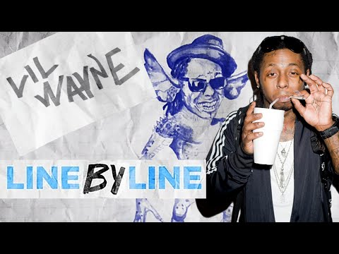 Lil Wayne Lyrics Decoded! (Dr. Carter + Money On My Mind + Sky's the Limit!) - LINE BY LINE Ep. 9