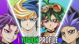 Yugioh Profile: Yuya/Yuto/Yugo/Yuri