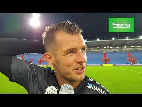 Kristian Zbrožek komentuje pohárový duel s Ostravou