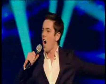 Ray Quinn 'You'll Never Walk Alone'