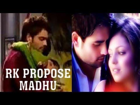 RK PROPOSES Madhubala for 7 PHERA MARRIAGE in Madhubala Ek Ishq Ek Junoon 18th December 2012 thumbnail