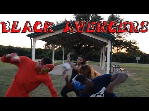 The Black Avengers